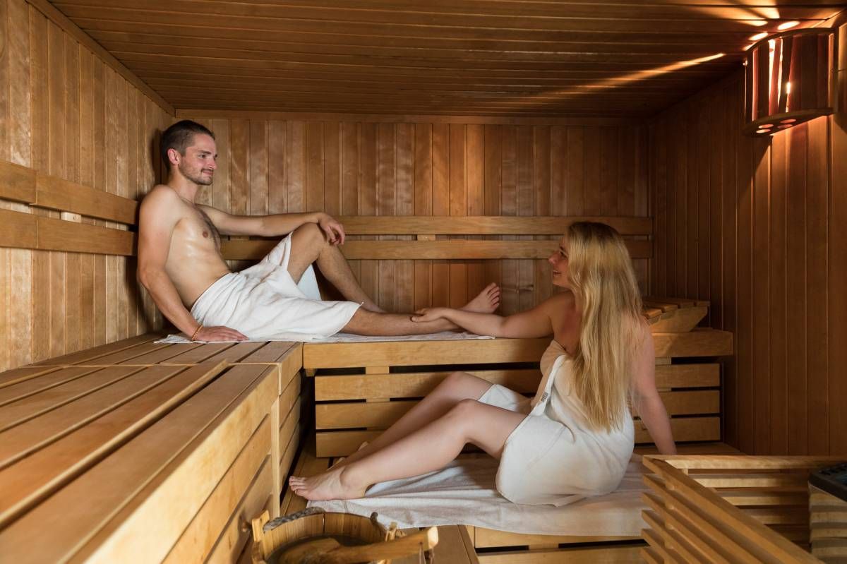 Sauna in the Schwarzwaldhotel Gengenbach