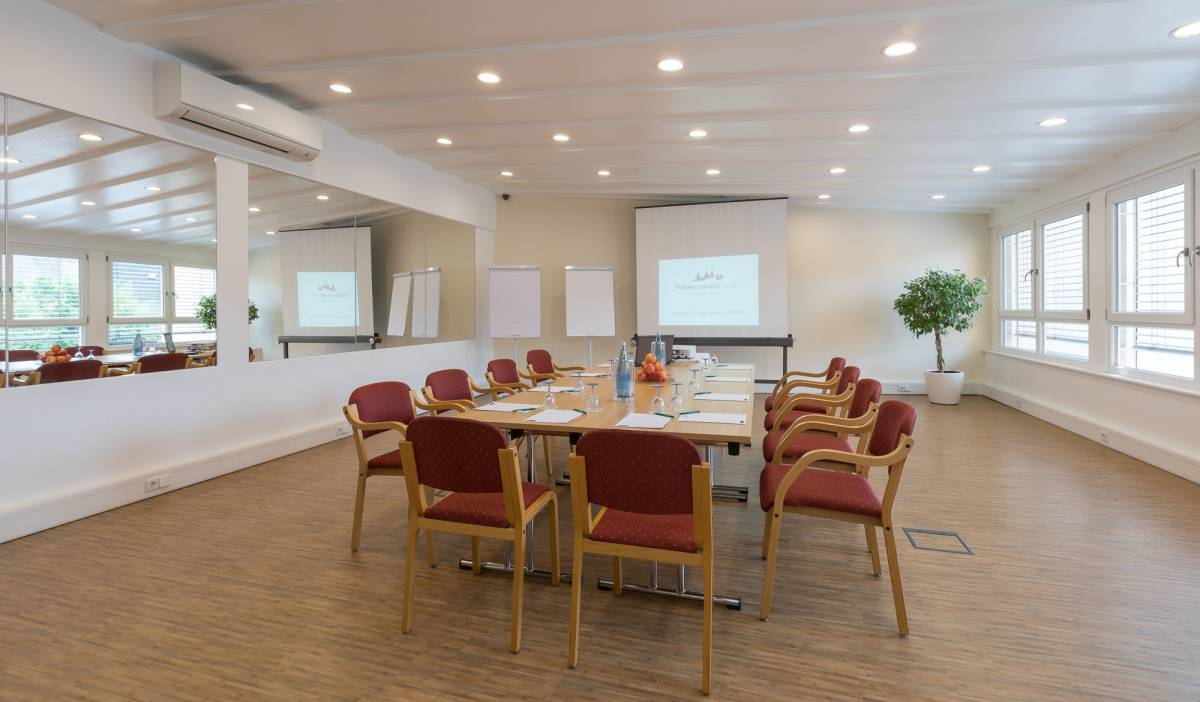 Conference room at the Schwarzwaldhotel Gengenbach