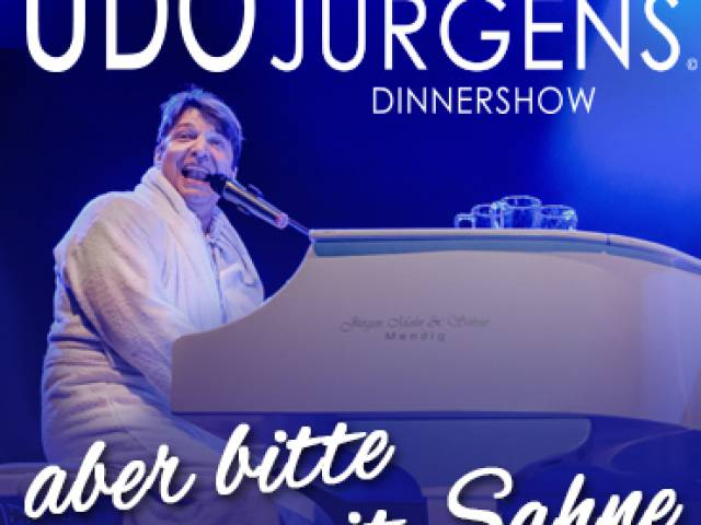 A Tribute to Udo Jürgens - Dinner show